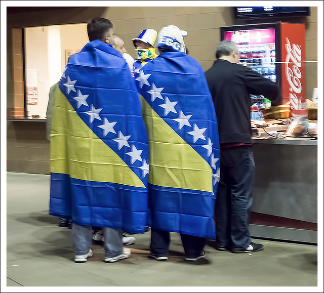 Bosnian Fans 3