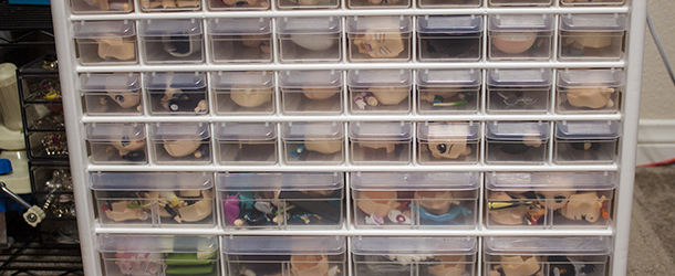 Nendoroid Storage Container