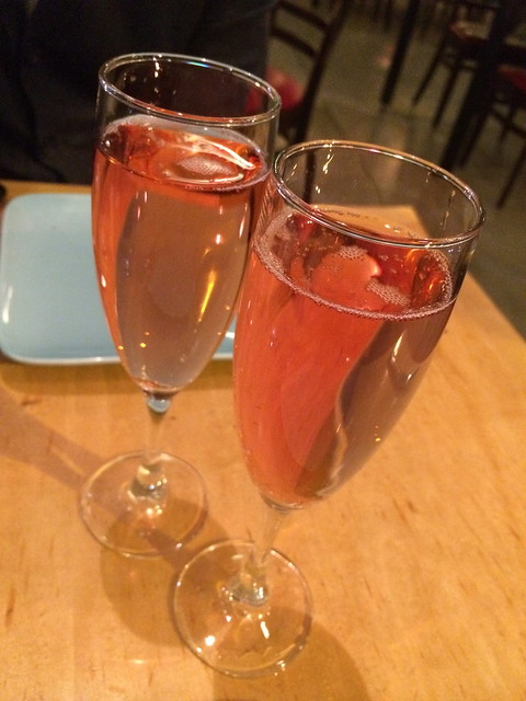 Sparkling rose wine - Radio Africa & Kitchen