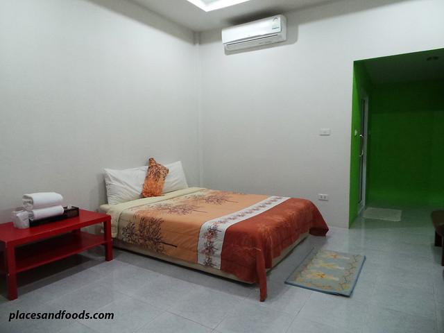 lang ka beach resort room