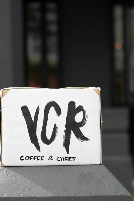 VCR Cafe, KL