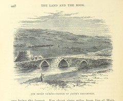 "British Library digitised image from page 530 of ""The Land and the Book; or, Biblical illustrations drawn from the manners and customs, the scenes and scenery, of the Holy Land"""