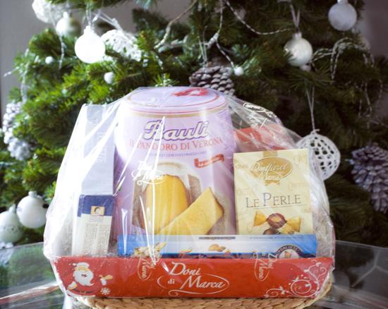 2013 metų Kalėdų konkurso pagrindinis prizas - lauktuvės iš Italijos