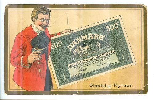 Denmark 500 Kroner 001