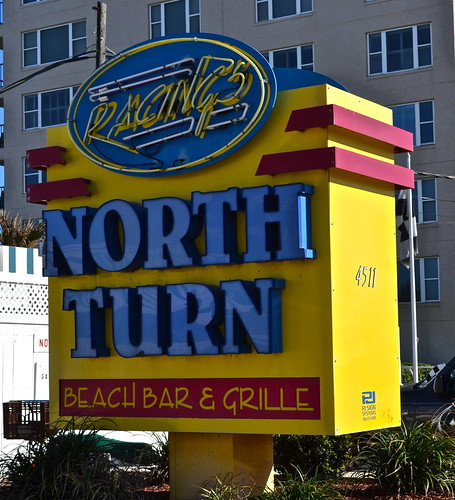 Restaurants in Daytona Beach, Florida - Racing North Turn