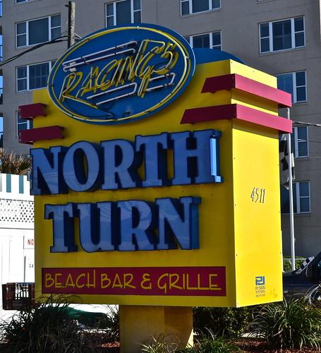 Restaurants in Daytona Beach, Florida - Racing North Turn