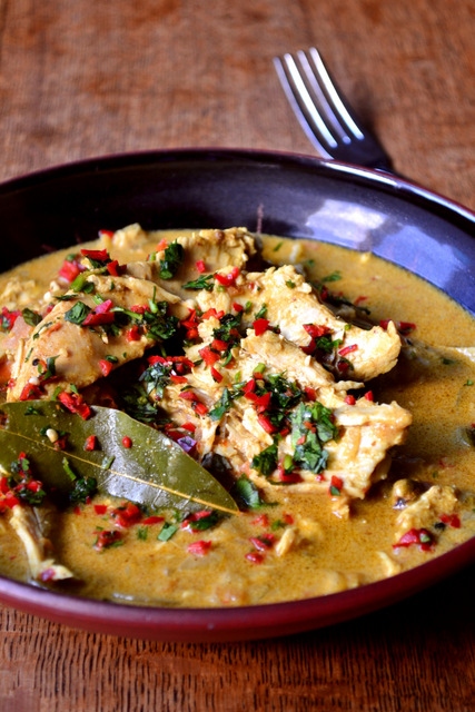 Leftover Turkey Curry Recipe (1)