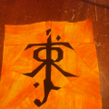 Susan B's JRR Tolkien initials