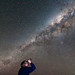 Just Me & the Milky Way_LR5 repro small by mudge.stephen