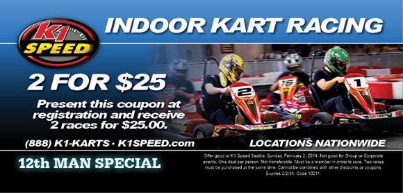 k1 speed sacramento coupon
