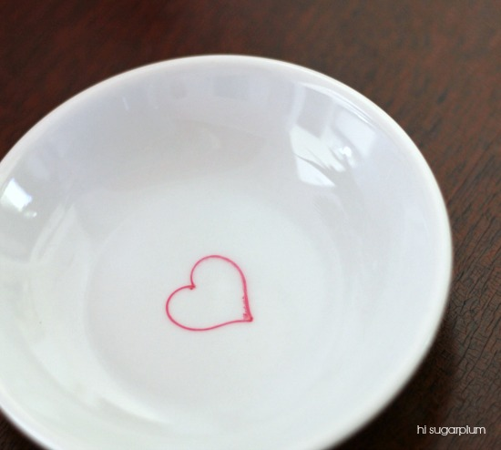 Hi Sugarplum | DIY Ring Dish