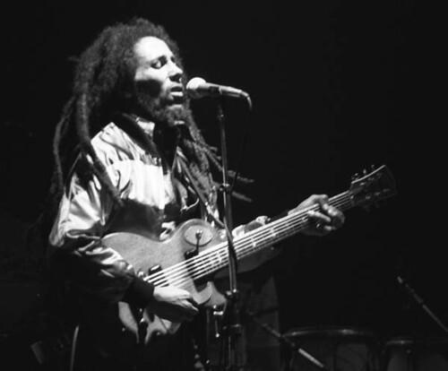 Bob-Marley-in-Concert by Ueli Frey