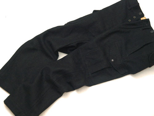 RRL / Wool Cargo Pant
