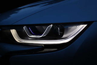 BMW 2014 Laser light