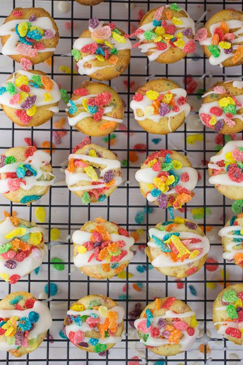 Fruity Pebbles Doughnuts-9