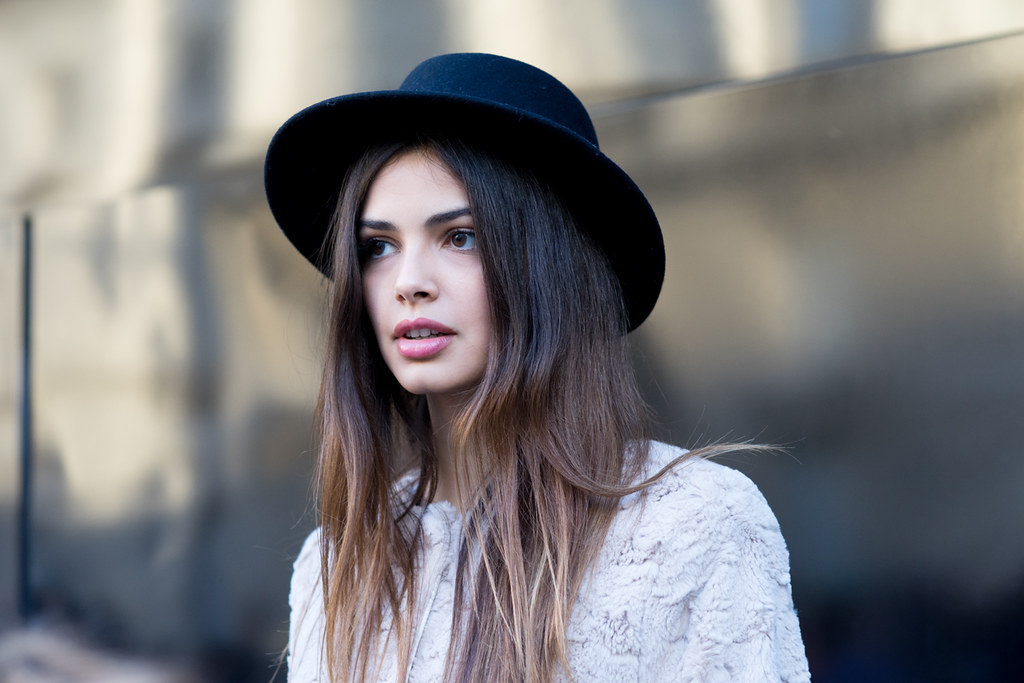 Stefania Bivone (Miss Italia 2011), London Fashion Week