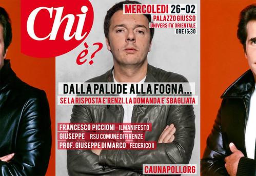 26-02// Cosa farà il Governo Renzi? Assemblea pubblica con F.Piccioni (IlManifesto), Giuseppe (RSU, Comune Firenze), G. Di Marco (Uni. Federico II)