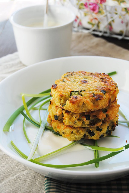 Quinoa and Vegetable Patties