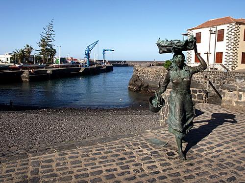 Harbour, Puerto de la Cruz