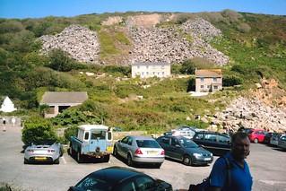 Mark R of Saturday Walkers, Cornwall, 2007