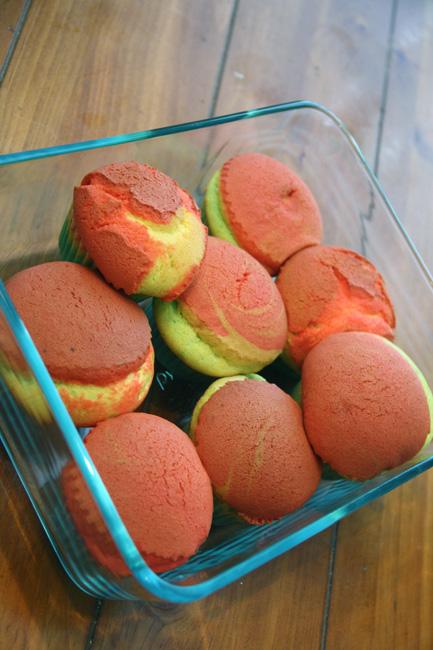 Freeze-cupcakes