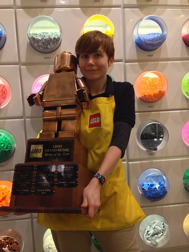 LEGO Brand Retail Store of the Year 2013 (Fashion Valley, San Diego)