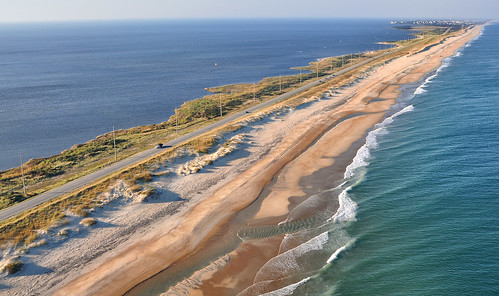 Outer Banks: Cadena de Islas en la Costa de Carolina del Norte
