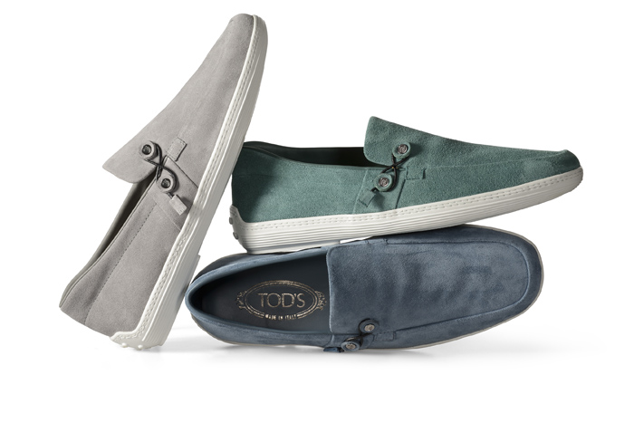 Tod's Envelope Boat Shoes by Nendo (2)