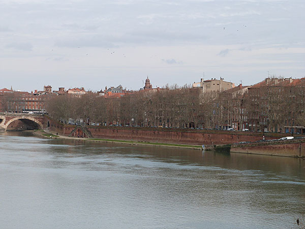 bords de garonne