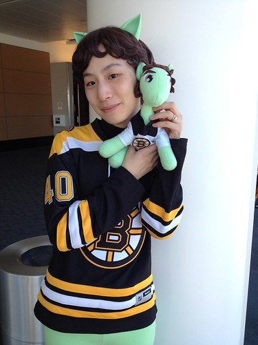 Gloria as Pony Rask