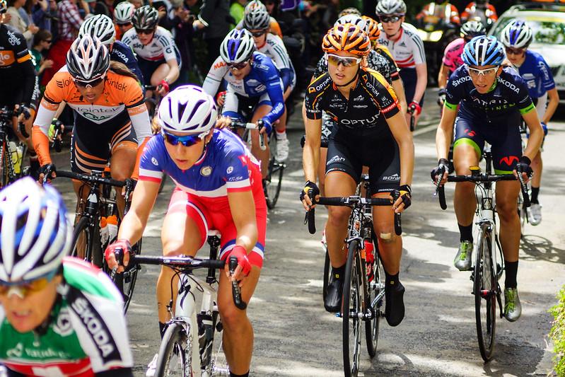Women's Tour of Britain - Stage 4 - Cheshunt to Welwyn via Hertford-7