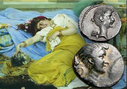 Fulvia coins