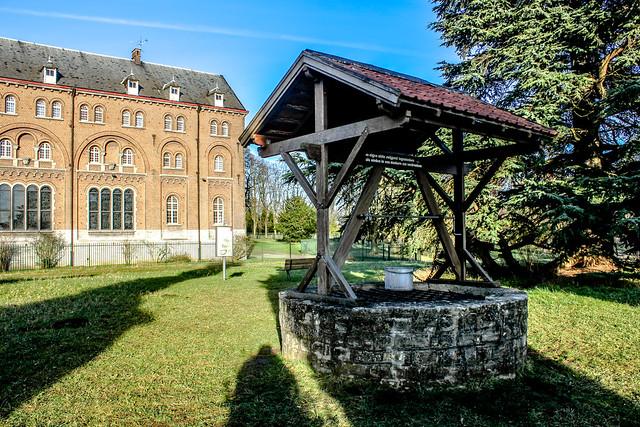 Abadía de Keizersberg en Lovaina
