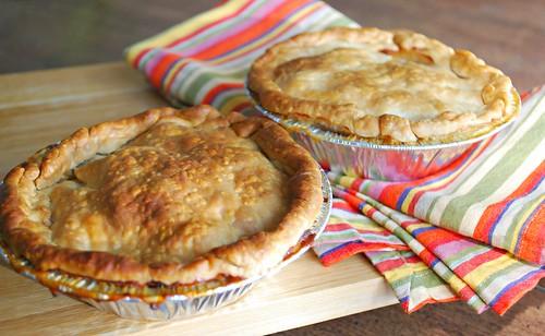 {GF} Chicken Pot Pie