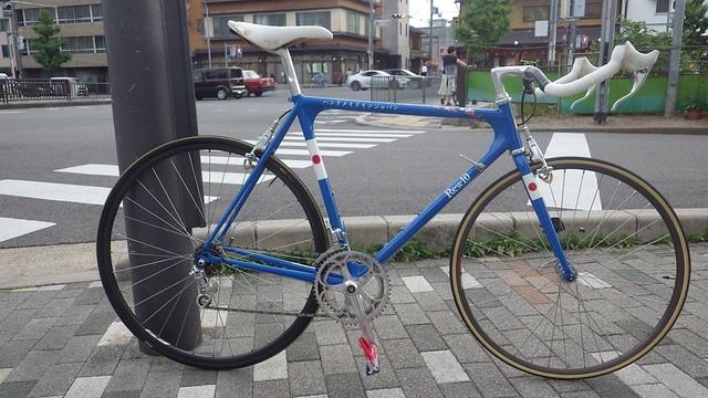 Mr.Q's Funny bike
