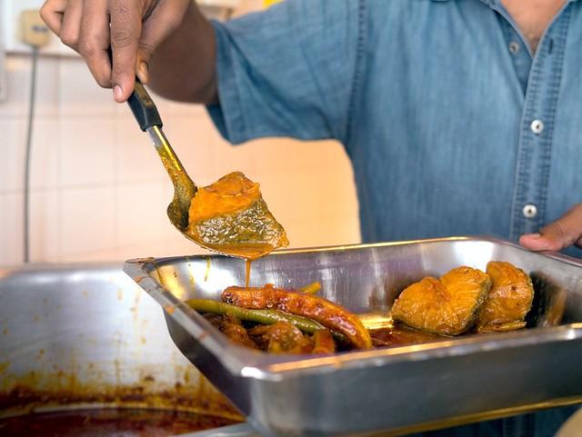 halal Penang food - best nasi kandar raffe bishop street-008