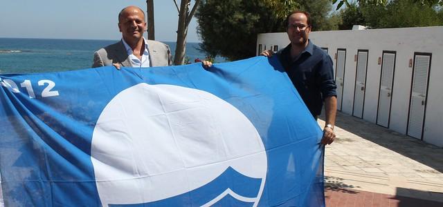 bandiera blu polignano