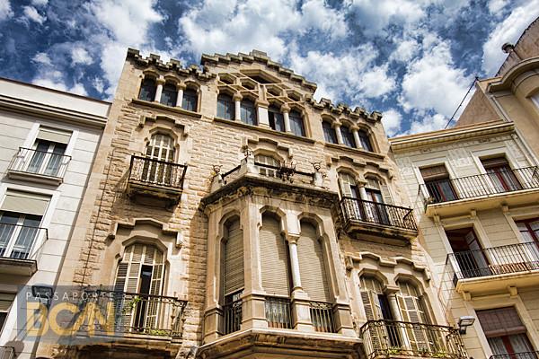 Casa Serra, Reus