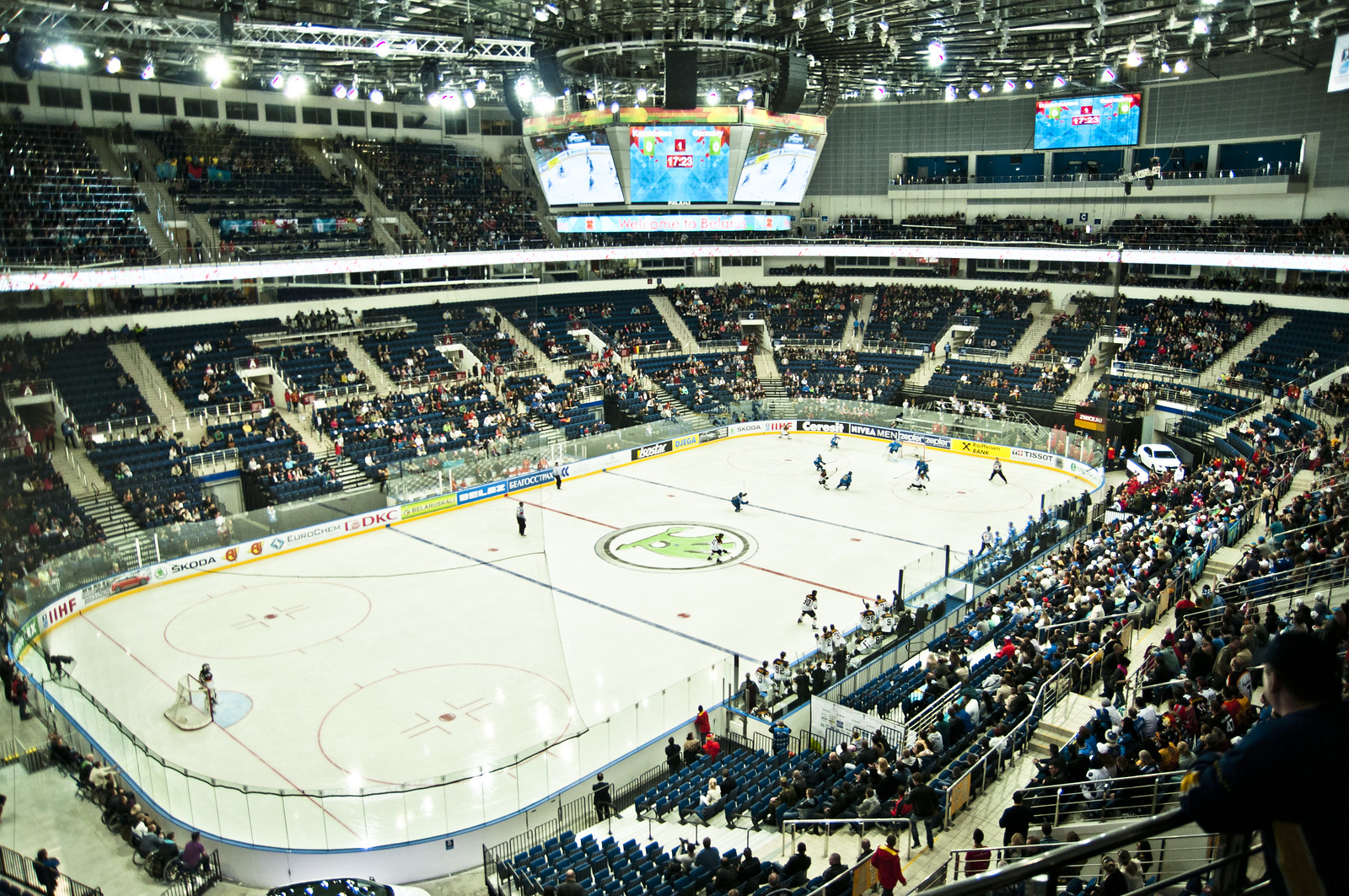 2014 IIHF World Championship