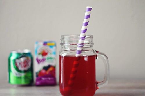 fizzy juice drink recipe 2