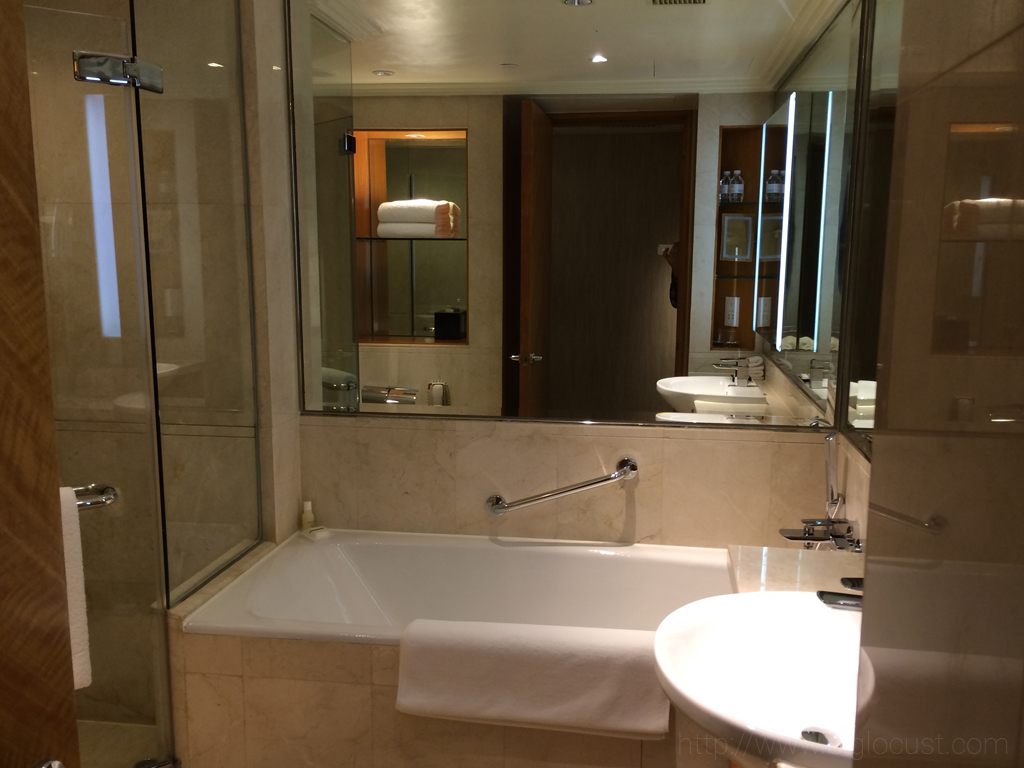 Grand Hyatt Beijing - Toilet