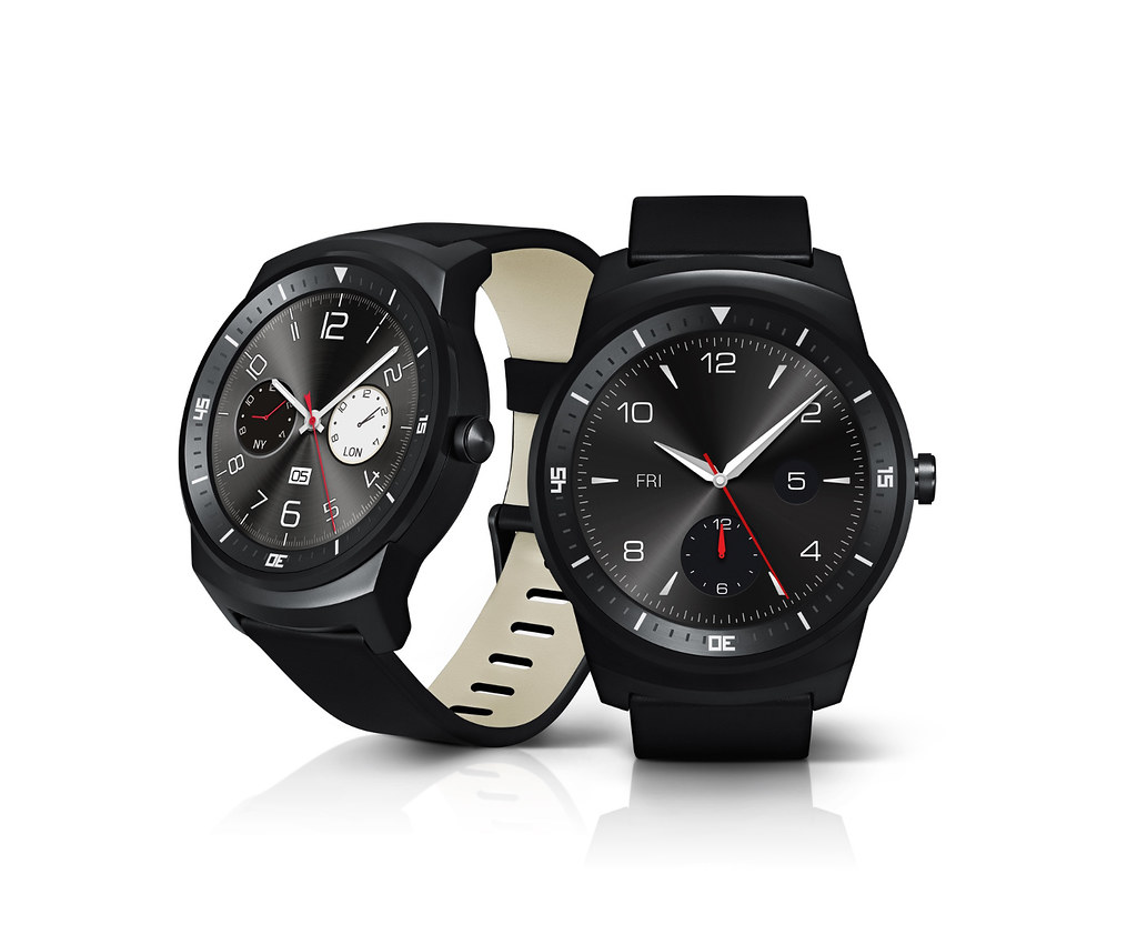 Traveling with the LG G Watch R  - Alvinology