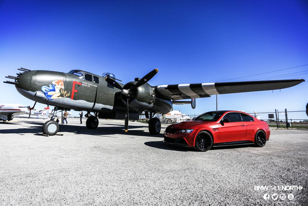 Toronto Auto Blog - tdott me: True North Canadian Warplane