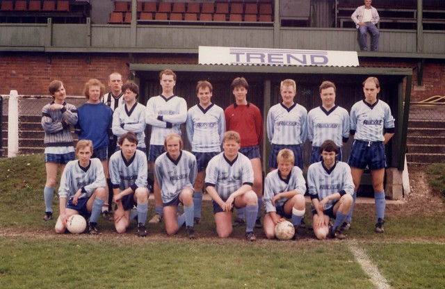 Wycombe Wanderers supporters