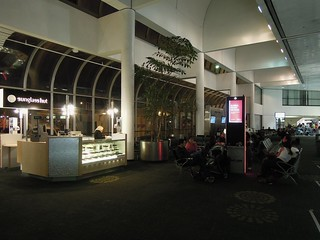 80s mall or airport?