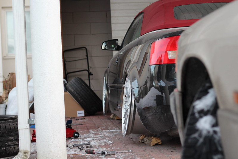 jusni: Audi A4 Bagged Bathtub - Sivu 3 16385041297_b352d3b558_c