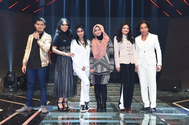 Azmil, Aina & Sarah Berjaya Ke Final MENTOR LEGEND