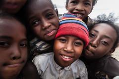 "Madagascar, horizontal, portrait d'enfance"""