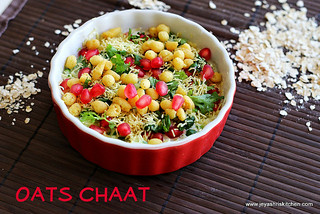 oats chaat