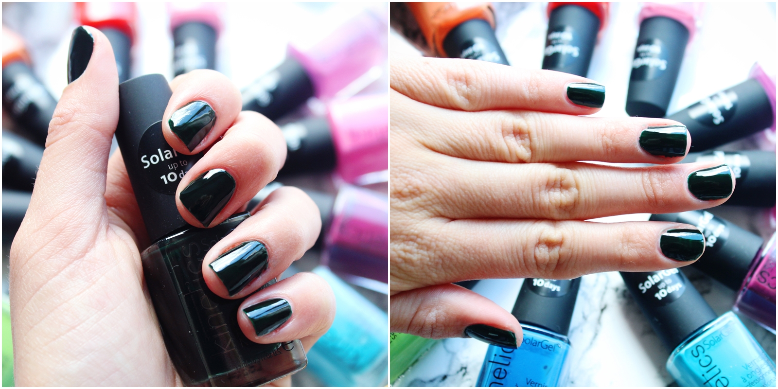 Kinetics RioRio collection review and swatches